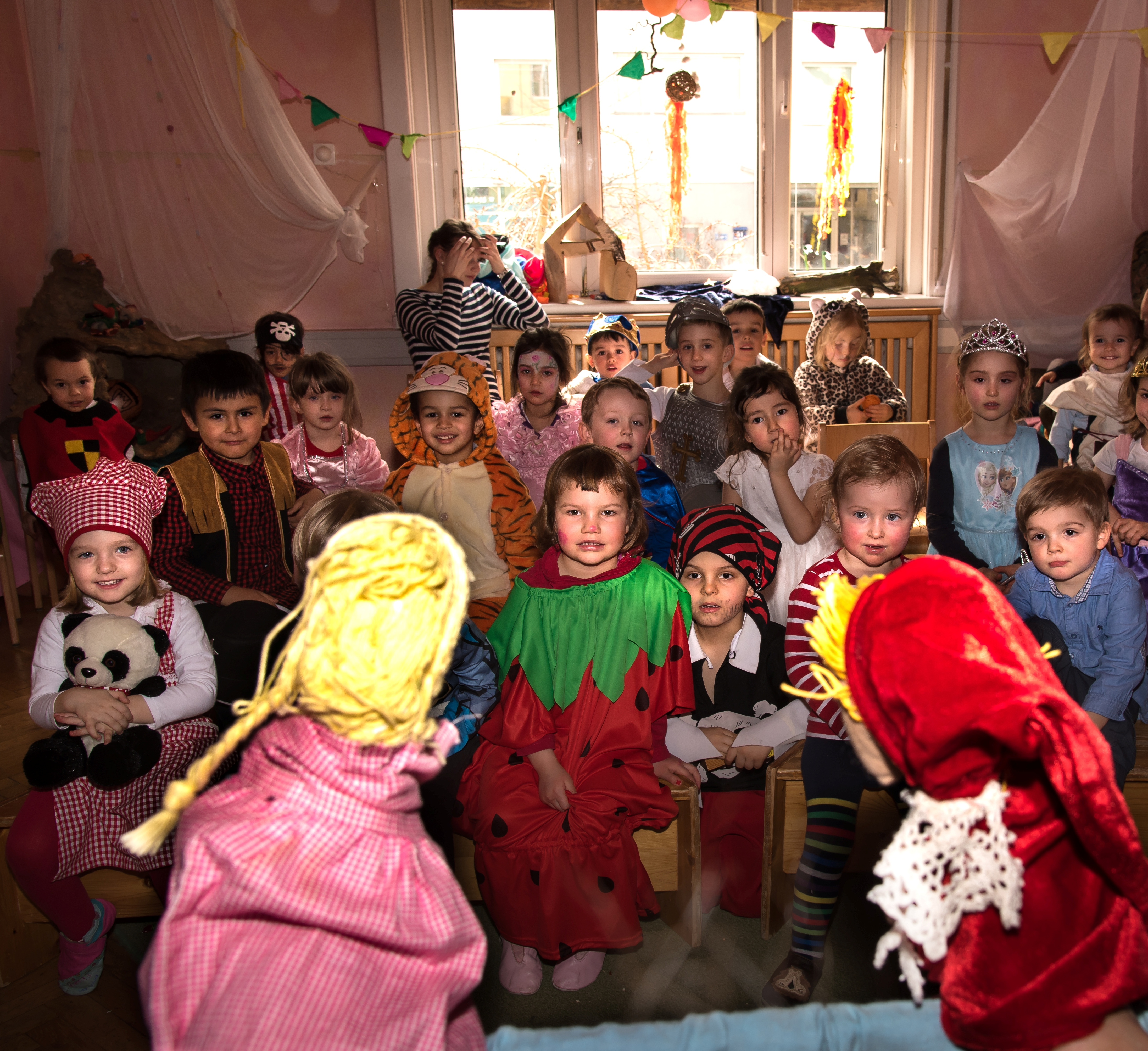 Kindergarten Waldorfschulen Hietzing